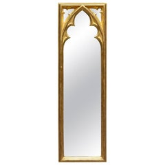 Strawberry Hill Gothic Pier Mirror