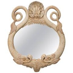 Dolphin Grotto Mirror