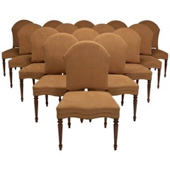 Dining Chairs in the manner of Robert Adam