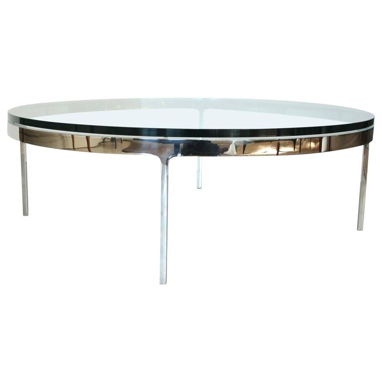 Nicos Zographos Coffee Table For Sale