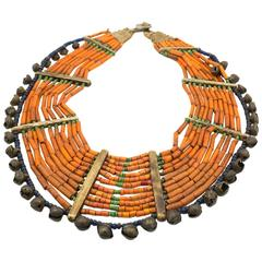 Antique Primitive Tribal Necklace from Nagaland