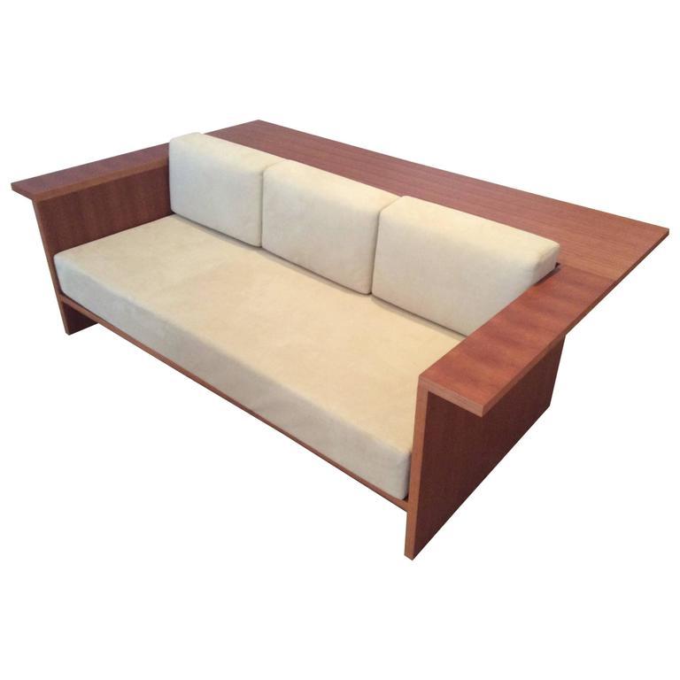 Sofa Desk By John Pawson For Driade At 1stdibs