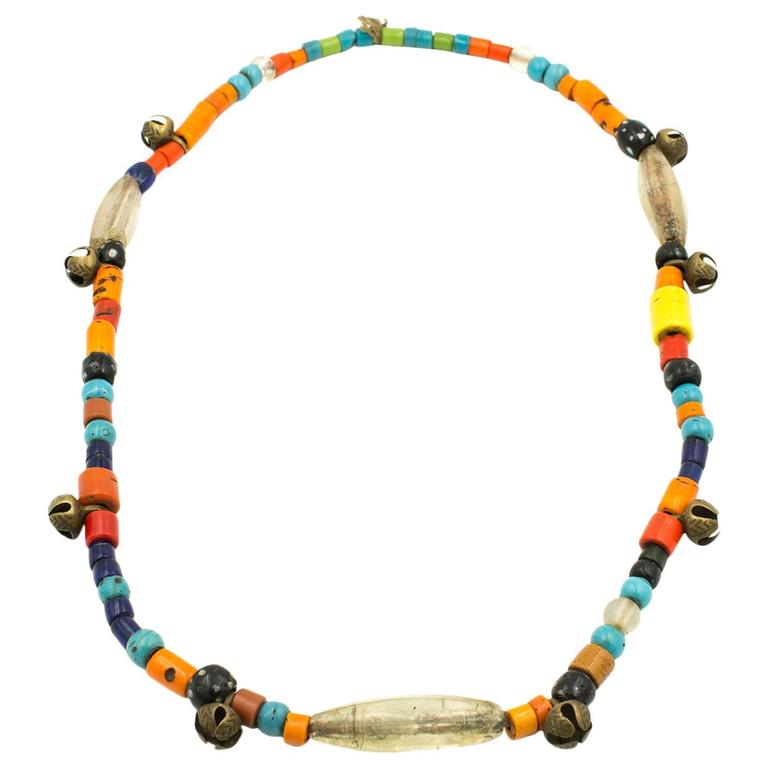 Naga Heirloom Necklace -10 - Beads of Paradise |Naga Jewelry