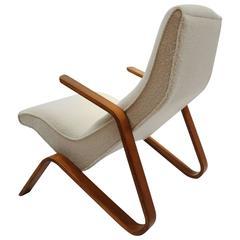 Early Eero Saarinen Grasshopper Chair for Knoll