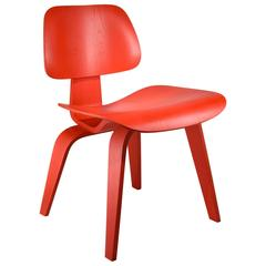 Plywood Chair DCW by Charles and Ray Eames for Vitra
