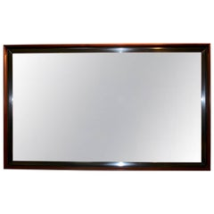 Paul Frankl Two-Tone Wall Mirror