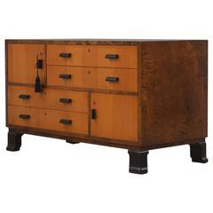 Low Dresser by Bodofors