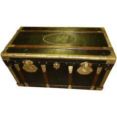 French Shipping Trunk