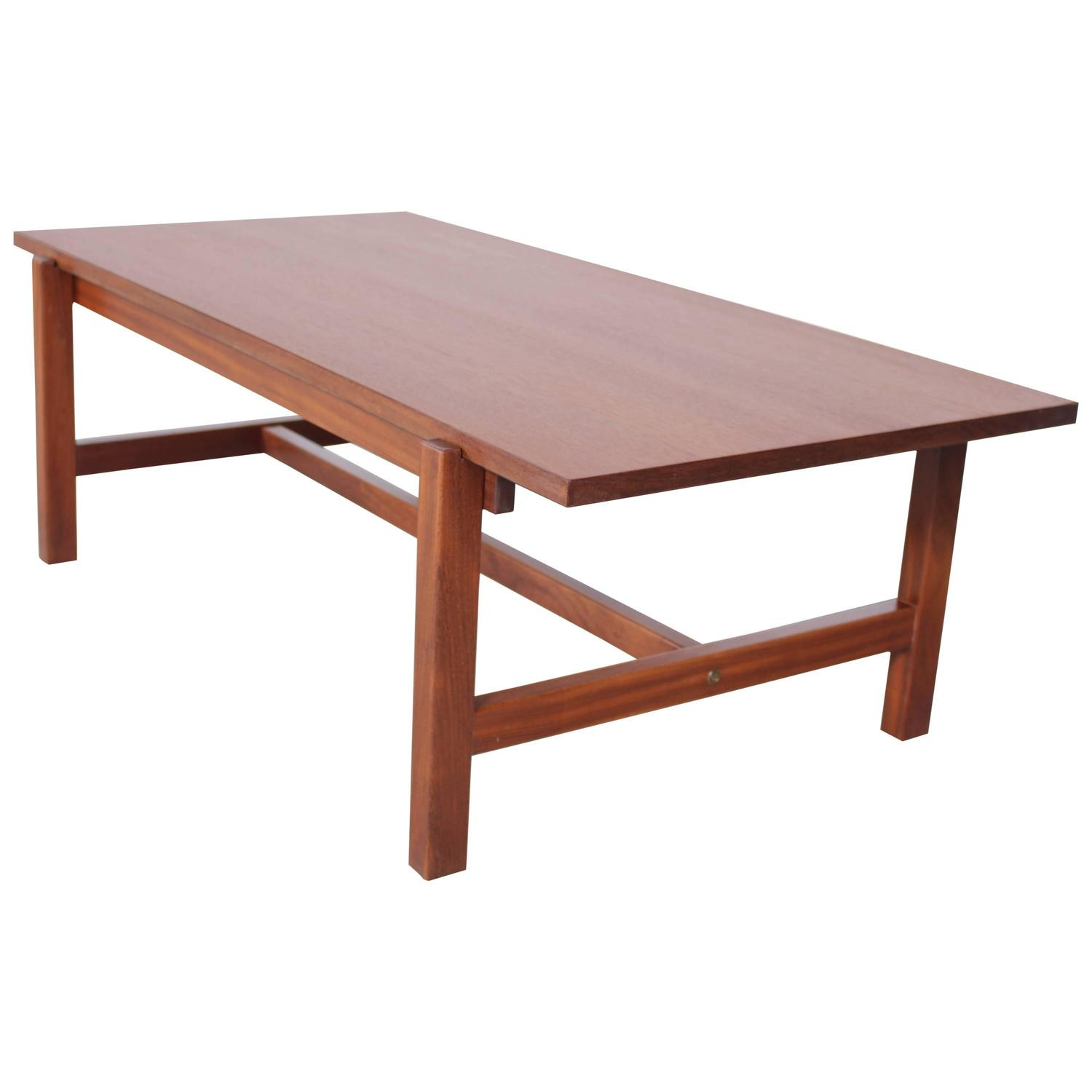 Cees Braakman For Pastoe Flip Top Coffee Table For Sale At 1stdibs