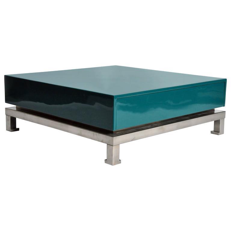 Table Bases by Guy Lefevre for Maison Jansen