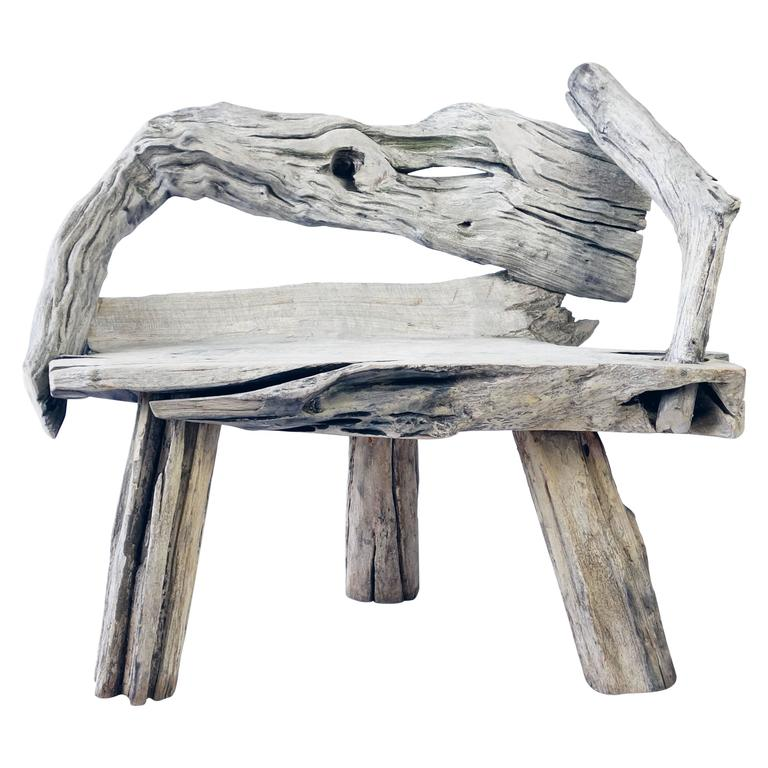 Swedish Driftwood Chair 1