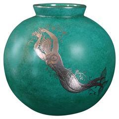 Argenta Vase by Wilhelm Kage for Gustavsberg