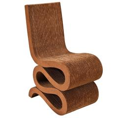 Wiggle Chair by Frank O. Gehry: Special Edition for Bloomingdale's