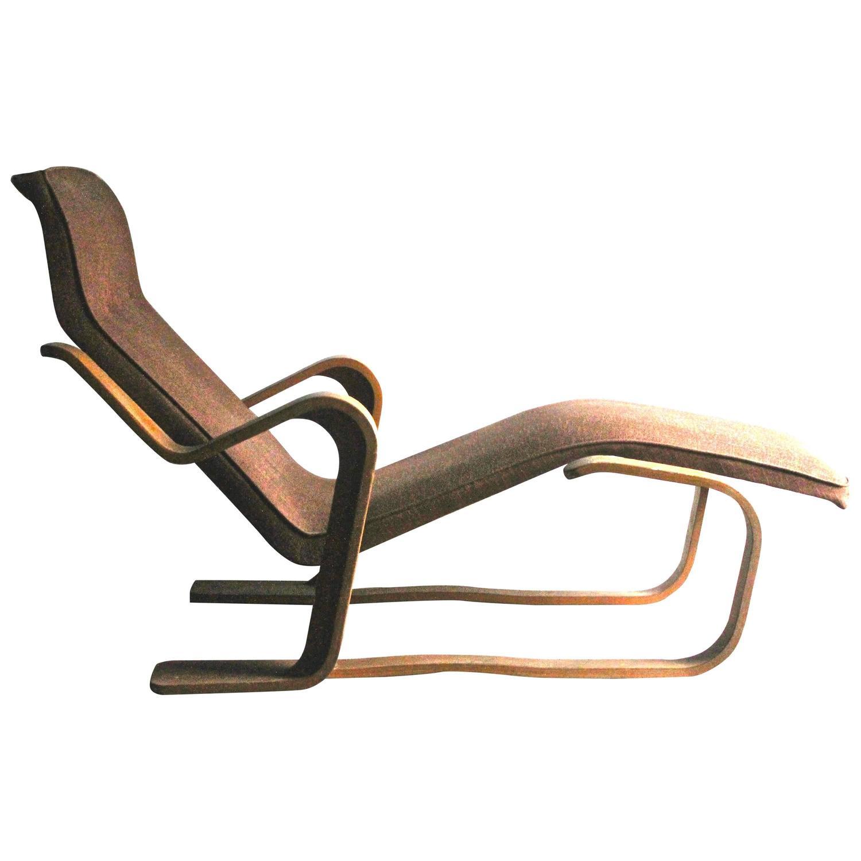 marcel breuer isokon upholstered long chair  for sale at stdibs. marcel breuer isokon upholstered long chair  for sale at