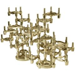 Nagel Stackable Candle Holders