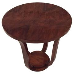 Stunning French Art Deco Accent Table