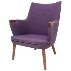 Hans Wegner AP 20 Lounge Chair