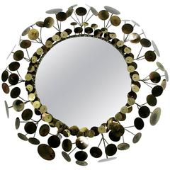 """Curtis Jere """"Raindrops"""" Mirror by Artisan House"""