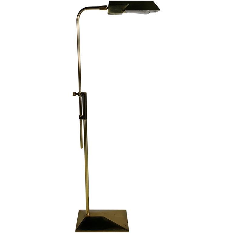 Frederick Cooper Adjule Br Floor Lamp Pharmacy Style