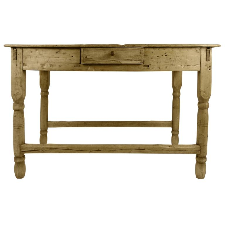 New Mexican Cottonwood Table Circa 1900 For Sale At 1stdibs