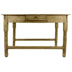 New Mexican Cottonwood Table, circa 1900