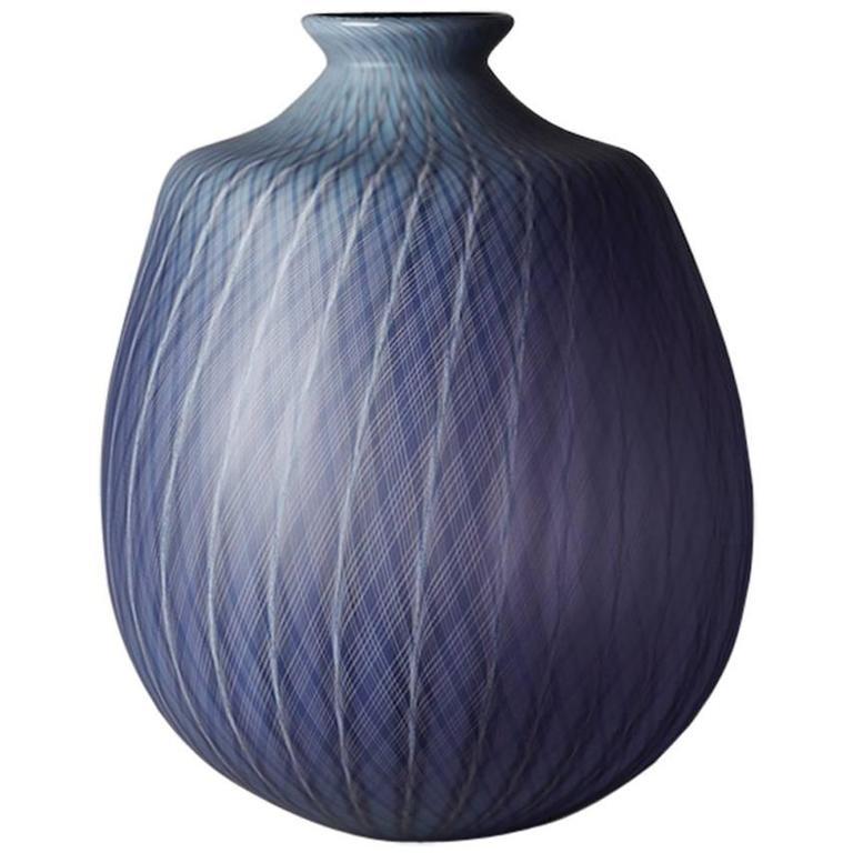 """Korhogo"" Vase, by Jeremy Maxwell Wintrebert, 2015"