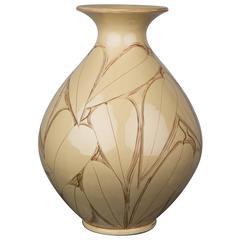 Ceramic Vase, Kahler, Denmark, circa 1940