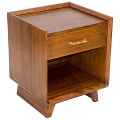 American Midcentury Night Stand or End Table