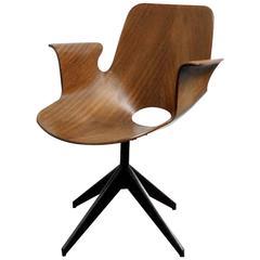 "Vittorio Nobili ""Medea""Desk chair"