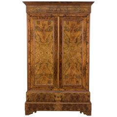 19th Century Louis Philippe Armoire