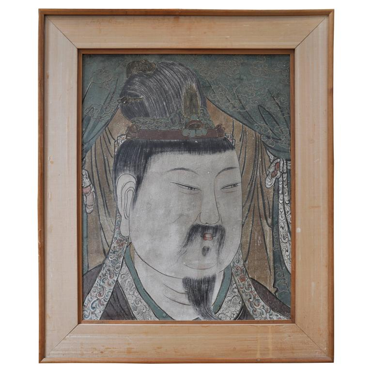 19th Century Chinese Painting  For Sale