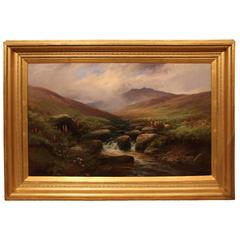 Dartmoor Stream Oil by George Henry Jenkins