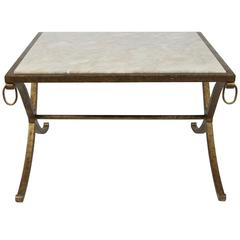 A Vintage Classical Style Low Table