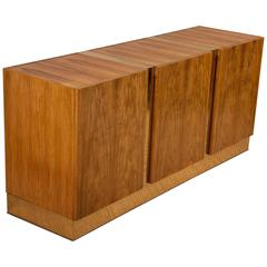 Milo Baughman for Thayer Coggin Sideboard with Optional Hutch