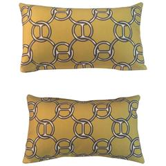 Hermes Down Filled Pillows