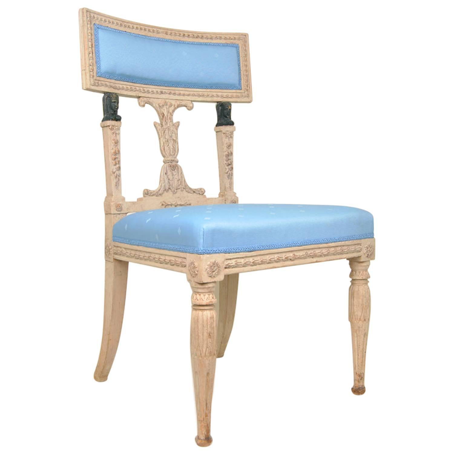 late gustavian dining chairs for sale at 1stdibs