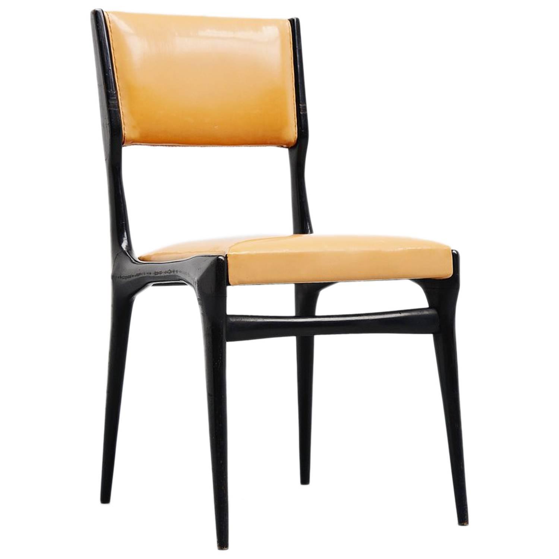 Carlo De Carli And Gio Ponti Chair For Cassina, 1954 At
