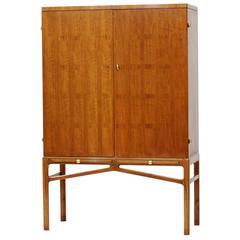 Mahogany Cabinet by Carl-Axel Acking