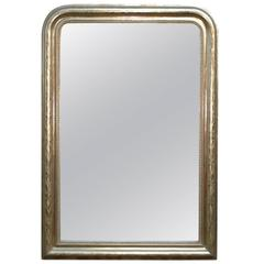 19th Century French Gold Gilded Mirror