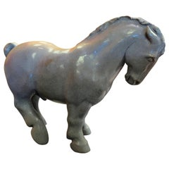 Lee Andreason Bronze Bucephalus Sculpture Signed Numbered 48/50