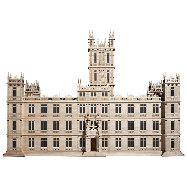 Highclere Castle Jewellery Box For Sale
