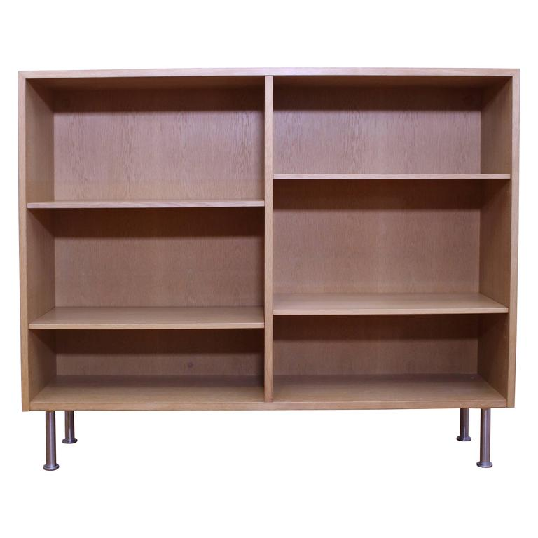 Oak Model 7 Bookcase by Omann Jun 1