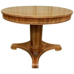 Art Deco Center Hall table