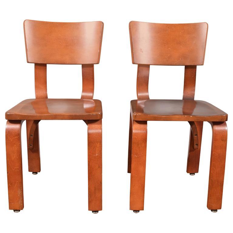 Thonet Children's Chairs