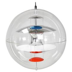 Verner Panton Globe Pendant