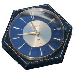 Hermès Table Clock Jaeger-LeCoultre, 1960
