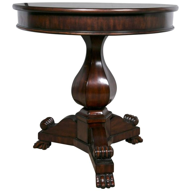 Beautiful Ralph Lauren New Bohemian Pedestal Bedside Table 1