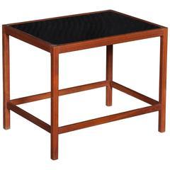 Teak Side Table by Helge Vestergaard Jensen