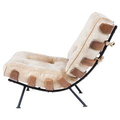 Rib Lounge Chair by Martin Eisler and Carlo Hauner for Forma Brazil