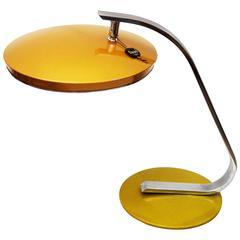 Zweifarbige Schreibtischlampe
